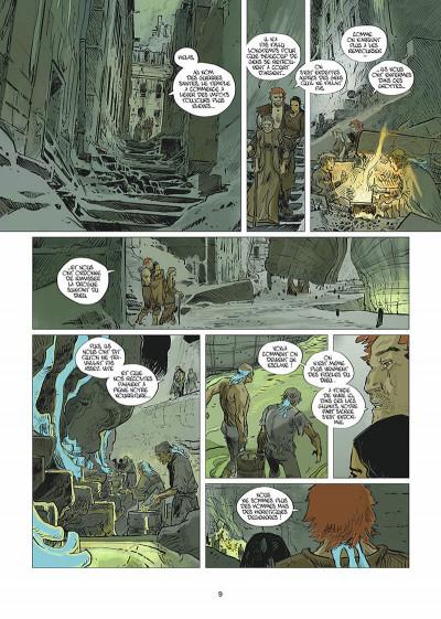 Page 0 le livre de Skell tome 2