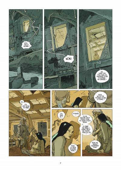 Page 8 le livre de Skell tome 2