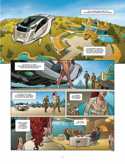 Page 1 Moréa tome 7 - la fureur des anges
