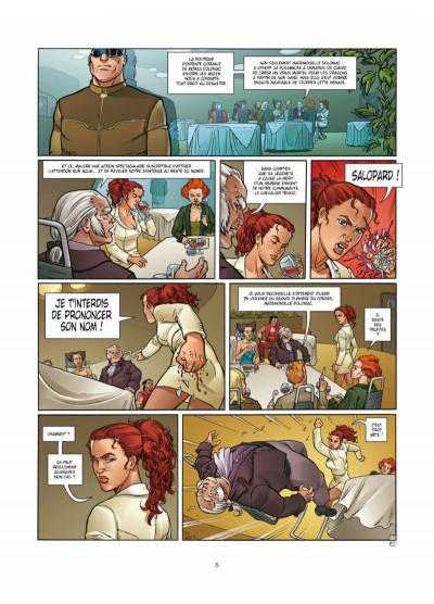 Page 3 Moréa tome 7 - la fureur des anges