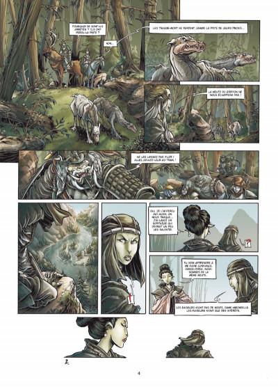 Page 2 mercenaires tome 3 - Ju-oeil-de-dragon