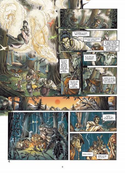 Page 4 mercenaires tome 3 - Ju-oeil-de-dragon