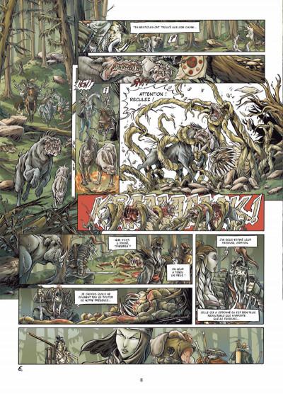 Page 6 mercenaires tome 3 - Ju-oeil-de-dragon