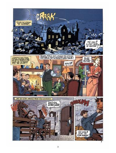 Page 1 Harry Dickson, le Sherlock Holmes américain T.7 - les loups de Darkhenge