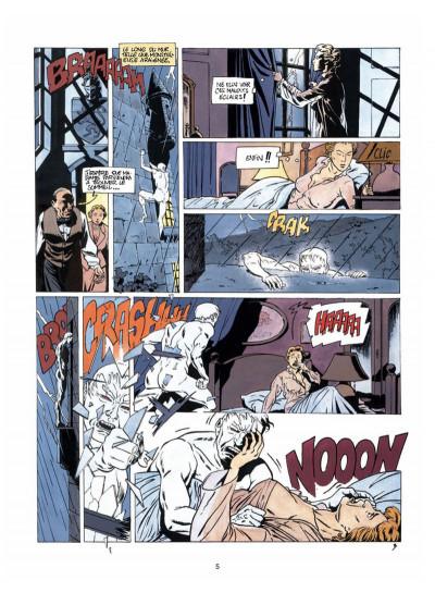 Page 3 Harry Dickson, le Sherlock Holmes américain T.7 - les loups de Darkhenge