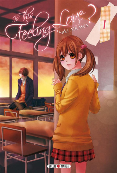 image de Is this feeling love ? tome 1