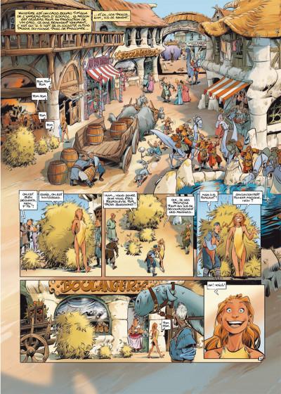 Page 1 Trolls de Troy tome 18 - Pröfy Blues