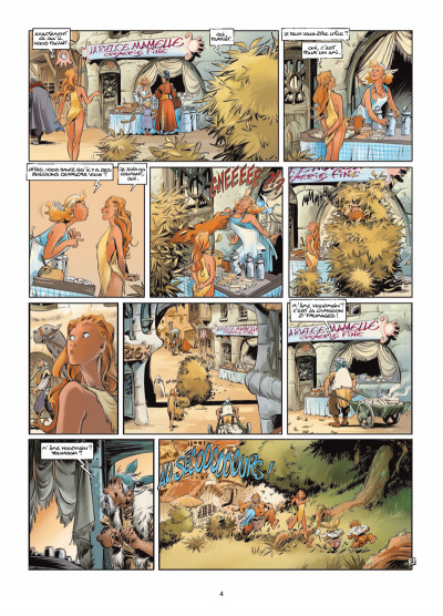Page 2 Trolls de Troy tome 18 - Pröfy Blues