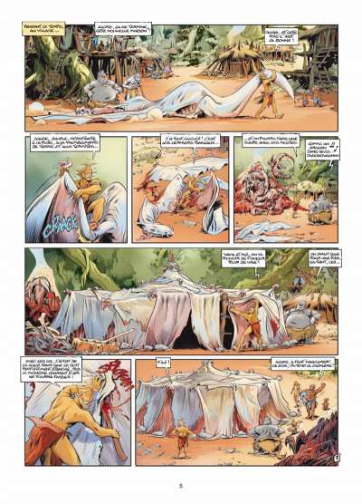Page 3 Trolls de Troy tome 18 - Pröfy Blues