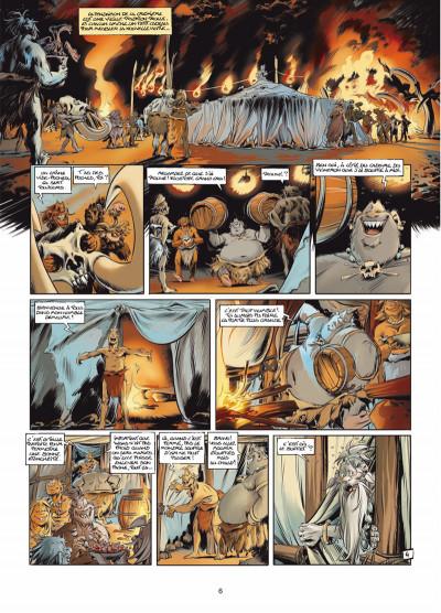 Page 4 Trolls de Troy tome 18 - Pröfy Blues