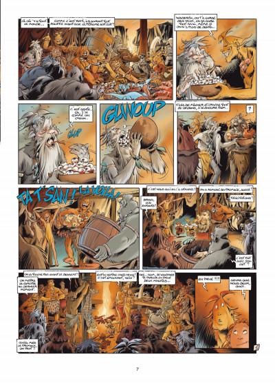 Page 5 Trolls de Troy tome 18 - Pröfy Blues