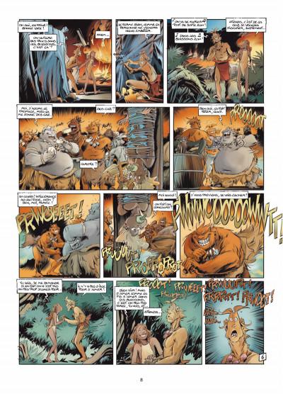 Page 6 Trolls de Troy tome 18 - Pröfy Blues