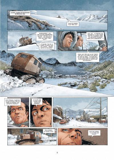 Page 1 Prométhée tome 7 - la théorie du 100e singe