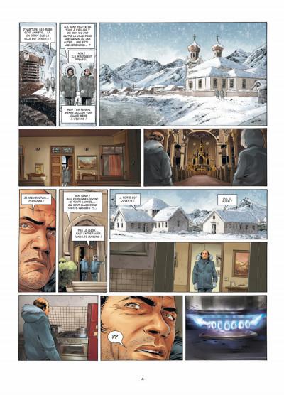 Page 2 Prométhée tome 7 - la théorie du 100e singe