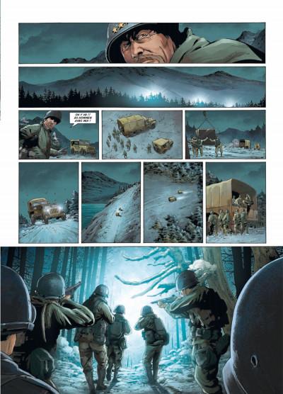 Page 5 Prométhée tome 7 - la théorie du 100e singe