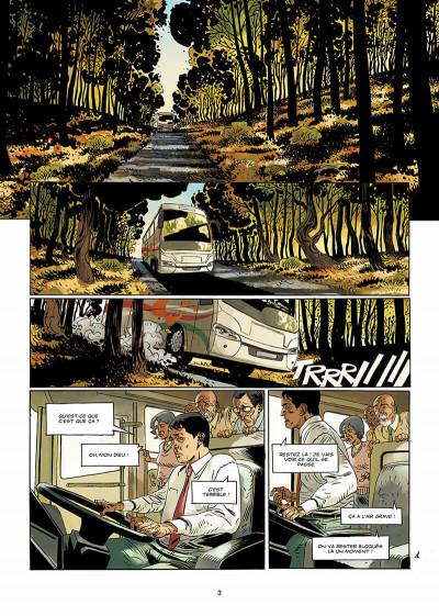 Page 4 Dead life tome 2 - ténèbres
