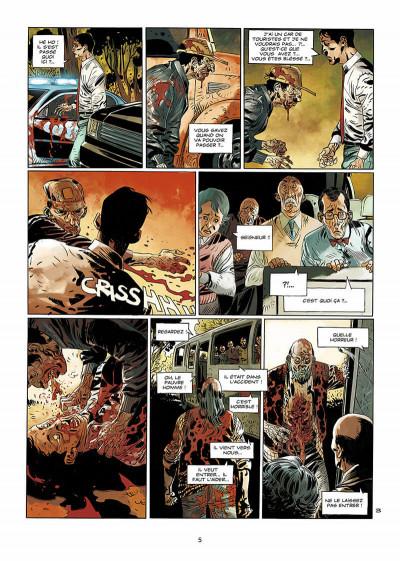 Page 6 Dead life tome 2 - ténèbres