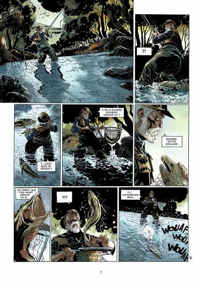 Page 8 Dead life tome 2 - ténèbres