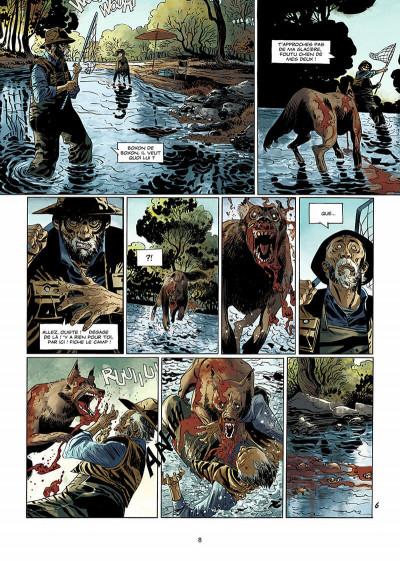 Page 9 Dead life tome 2 - ténèbres