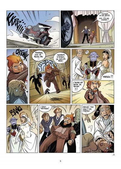 Page 6 les arcanes du