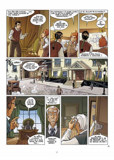 Page 8 les arcanes du