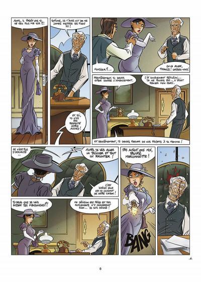 Page 9 les arcanes du