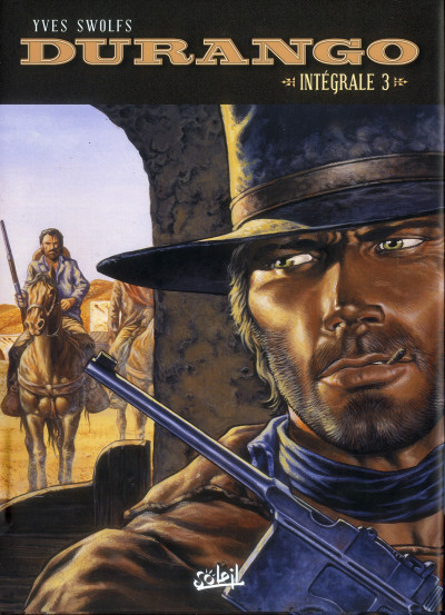 Couverture Durango - intégrale tome 3 - tome 9 à tome 12
