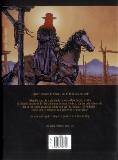 Dos Durango - intégrale tome 3 - tome 9 à tome 12