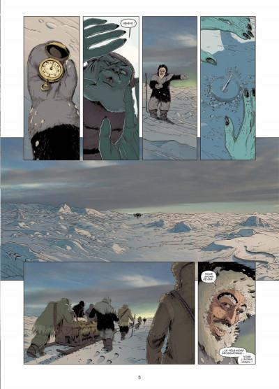 Page 3 inlandsis tome 2 - le legs des vrais hommes