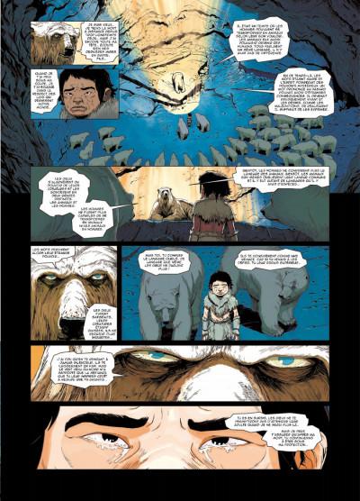 Page 5 inlandsis tome 2 - le legs des vrais hommes