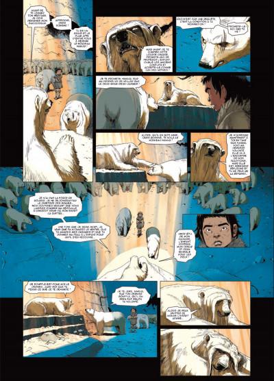 Page 6 inlandsis tome 2 - le legs des vrais hommes