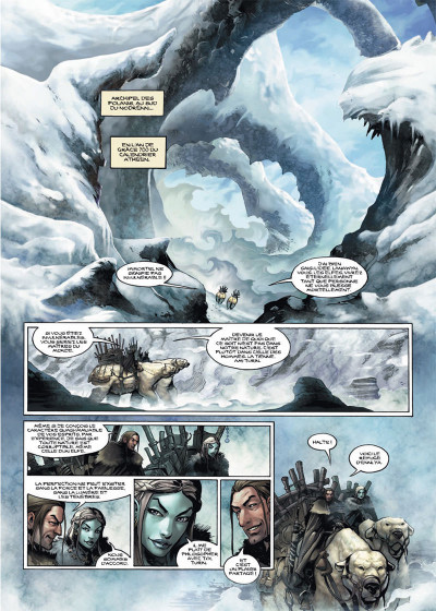 Page 1 Elfes tome 1