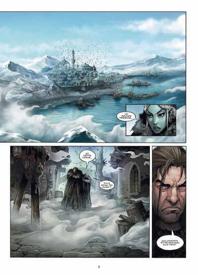 Page 3 Elfes tome 1