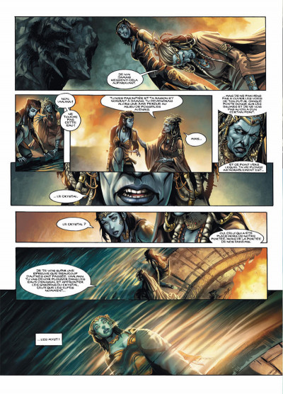 Page 6 Elfes tome 1