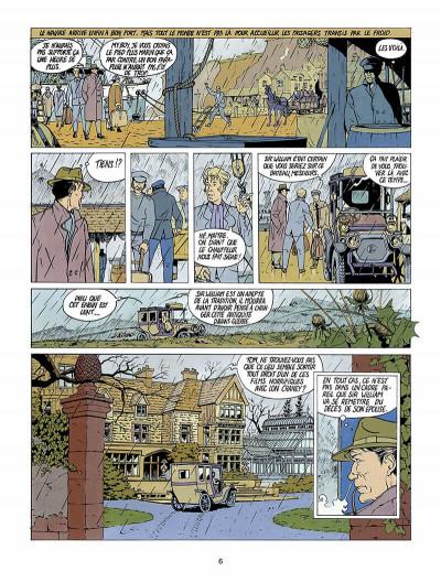 Page 7 Harry Dickson, le Sherlock Holmes américain tome 1 - l'ile des possédés