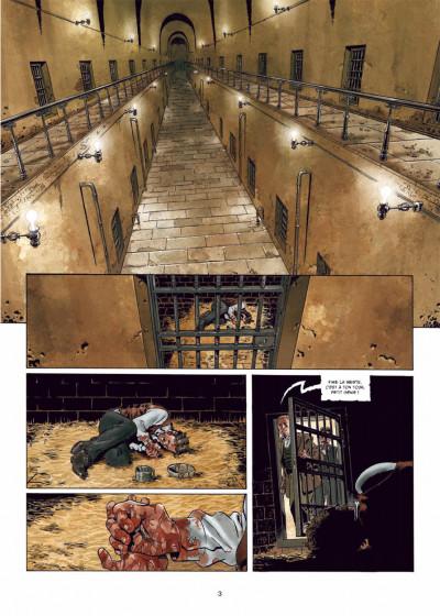 Page 1 Sherlock Holmes - crime Alleys tome 1 - le premier problème