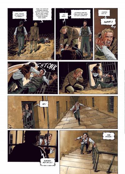 Page 2 Sherlock Holmes - crime Alleys tome 1 - le premier problème