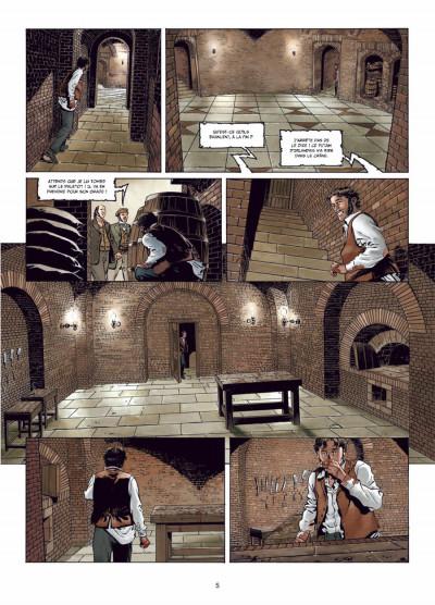 Page 3 Sherlock Holmes - crime Alleys tome 1 - le premier problème