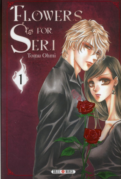 image de flowers for seri tome 1
