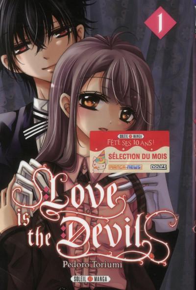 image de love is the devil tome 1