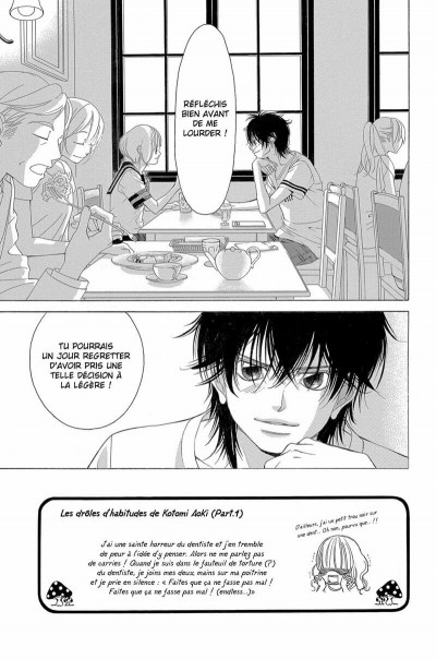 Page 6 lovely love lie tome 10