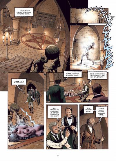 Page 2 la mandragore tome 2 - la part sombre