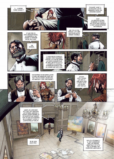 Page 6 la mandragore tome 2 - la part sombre