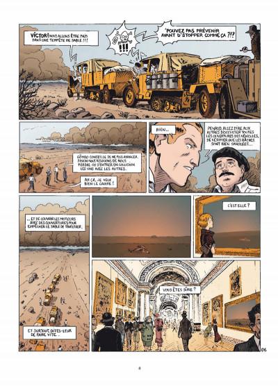 Page 6 le marin, l'actrice & la croisière jaune tome 3 - mauvaises rencontres