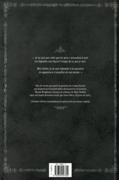 Dos Frankenstein, le monstre est vivant tome 1
