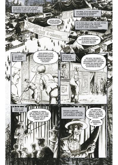 Page 1 Frankenstein, le monstre est vivant tome 1