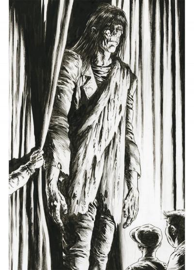 Page 2 Frankenstein, le monstre est vivant tome 1