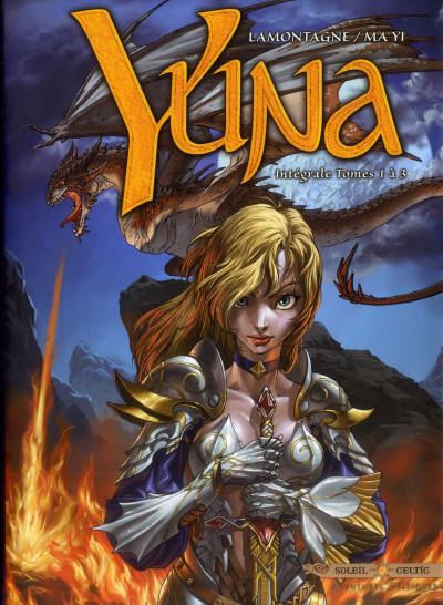 image de Yuna - intégrale tome 1 à tome 3