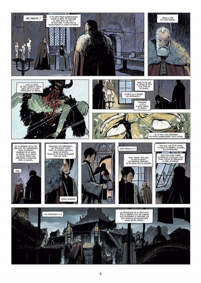 Page 6 l'ombre blanche tome 1 - la traque du Sans-nom