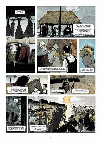 Page 7 l'ombre blanche tome 1 - la traque du Sans-nom